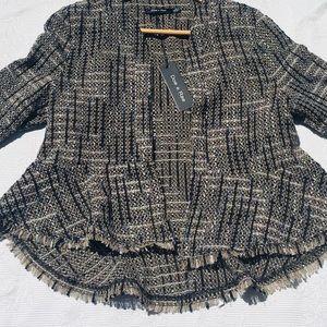 Doe & Rae Jackets & Coats - BNWT Tweed Shabby Chic Blazer
